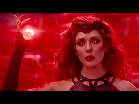 Download Scarlet Witch - Powers Scenes (WandaVision)