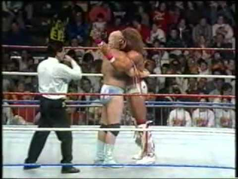 WWF The Main Event III, Ultimate Warrior vs Dino Bravo