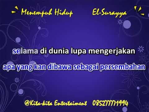 "karaoke-qasidah""-menempuh-hidup-el-surayya"
