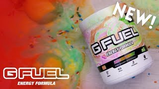 Rainbow Sherbet Reveal | GFUEL