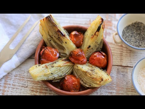 Roasted Fennel Recipe: The King Vegetable of Provence