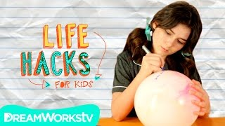 Slumber Party Hacks | LIFE HACKS FOR KIDS