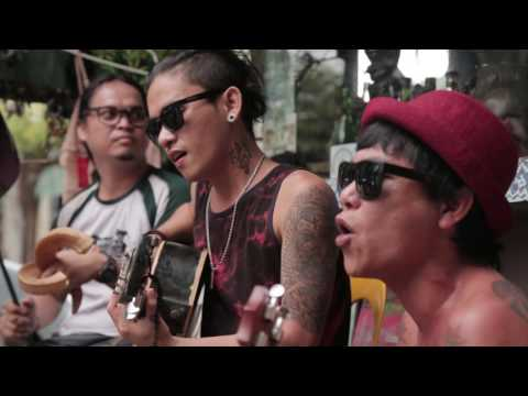 Black Tribe live music in Davao City, Philippines