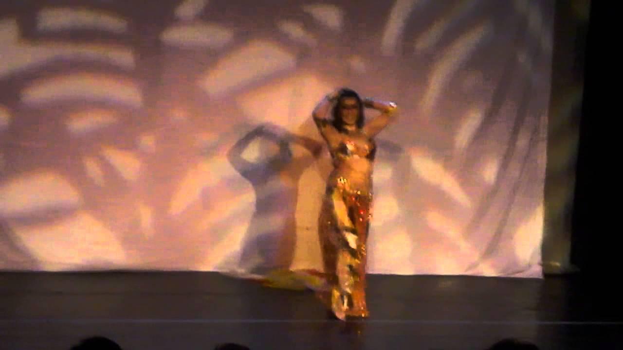 Alma Said- Bellydance with veil (Music: Gawaher, Dr. Samy Farag ...