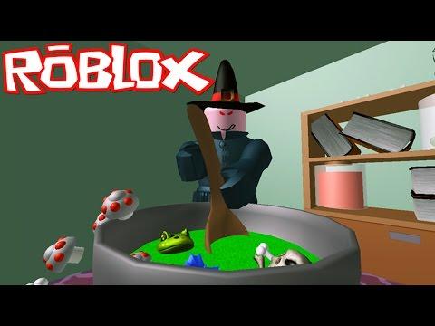 Roblox: A BRUXA DO MAL !! – (Escape The Evil Witch)