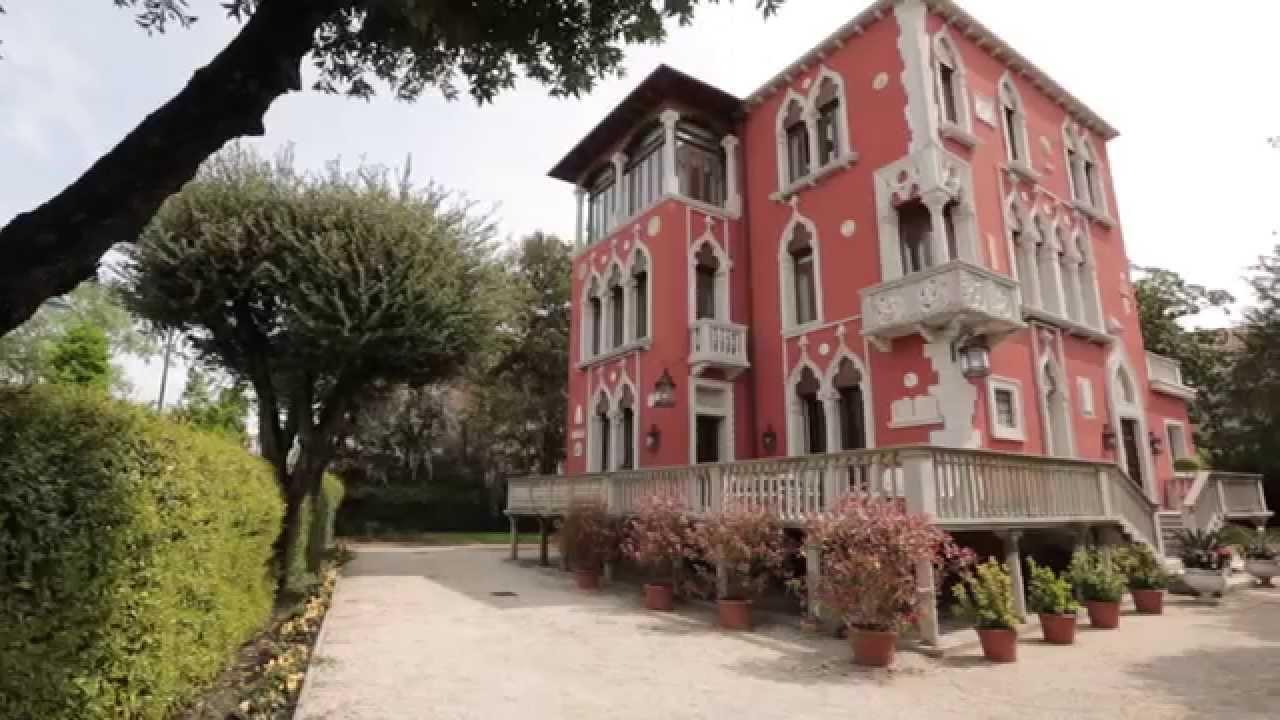 Luxury Villa For Sale Venice Lido Youtube