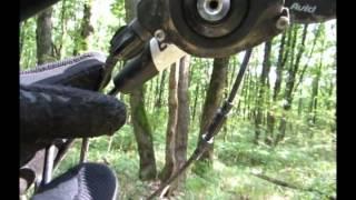 Настройка заднего переключателя велосипеда(, 2014-07-13T02:01:29.000Z)