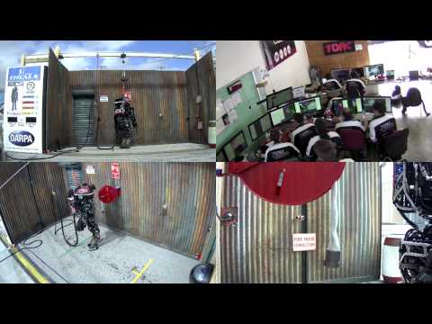 DARPA Robotics Challenge Trials - Blue Hose