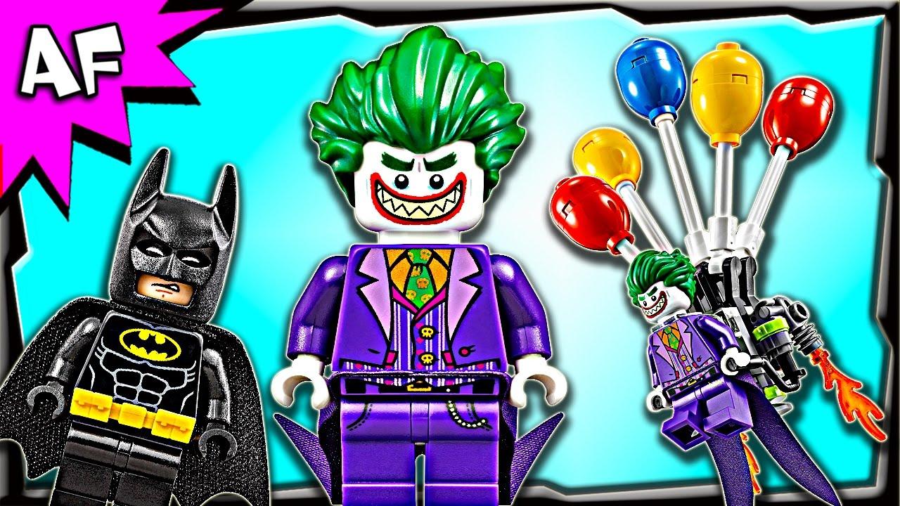 lego batman movie joker balloon escape 70900 speed build. Black Bedroom Furniture Sets. Home Design Ideas