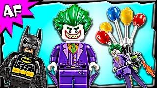 Lego Batman Movie JOKER Balloon Escape 70900 Speed Build