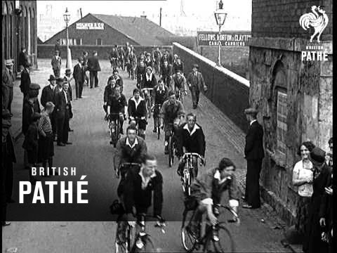 Cycling Is Booming Again! (1933)
