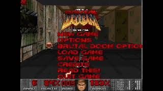 (E2M2) Contaiment Area | The Shores of Hell | The Ultimate Doom | BrutalDoomv21 (Parte 1/4)