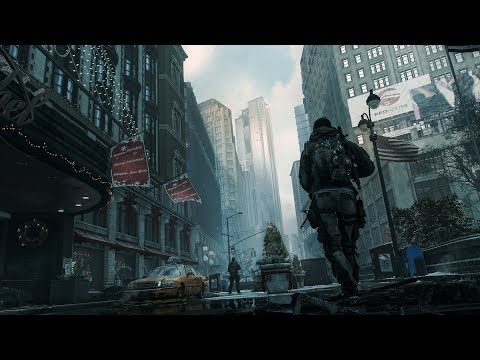 The Division Sgt Nick Fury's Boss Run Map