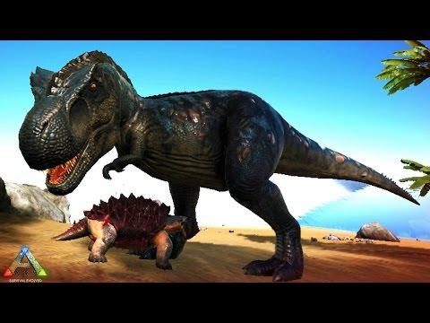 HikePlays: ARK Survival Evolved - Capturing Some Dinos! - THE DINO HUNTER! - ARK Evolved Gameplay