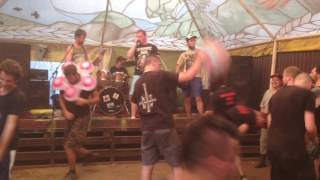 Hippon Scrotum - Секс Барьер Для Сук (Live @ Zelenogrind Fest 2)
