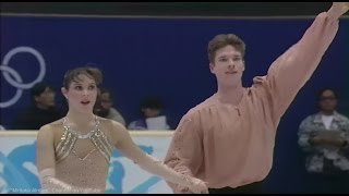 "[HD] Jessica Joseph & Charles Butler - 1998 Nagano Olympics - CD ""Golden Waltz"""