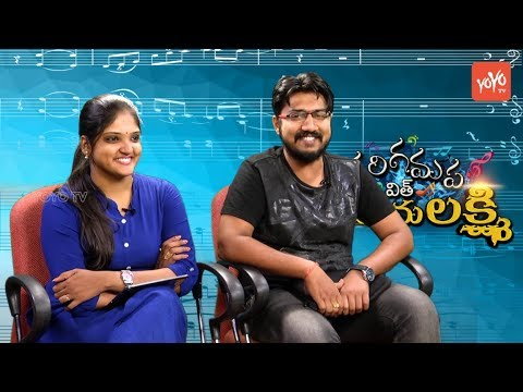 Tollywood Singers Sai Charan and Harini Interview | SaReGaMaPa with Vijaya Laxmi | YOYO TV Channel