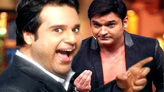 Kapil Sharma gets REPLACED by Krishna Abhishek on Comedy Nights with Kapil?