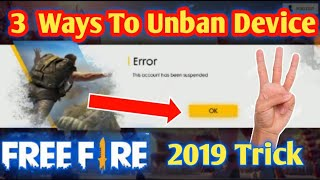 Download How To Unban Garena Free Fire Account Permanently