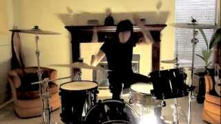 Foo Fighters - Monkey Wrench - DRUM COVER - Ray Avitia