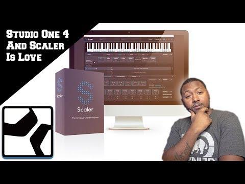Studio One 4 plus Scaler is love forever | Best plugin combo 😍😍😍