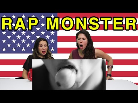 Fomo Daily Reacts to Rap Monster