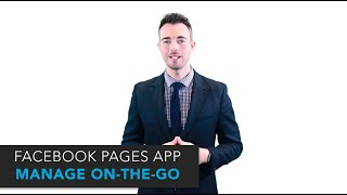 Facebook Pages App: Manage On-The-Go   Social NetworX Inc.