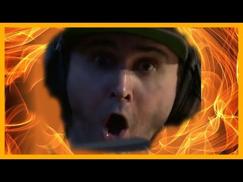 Summit1g Reacts To Walking Through Fire