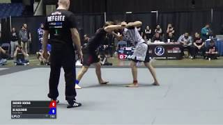 Vagner Rocha VS AJ Agazarm 2017 North American ADCC Trials