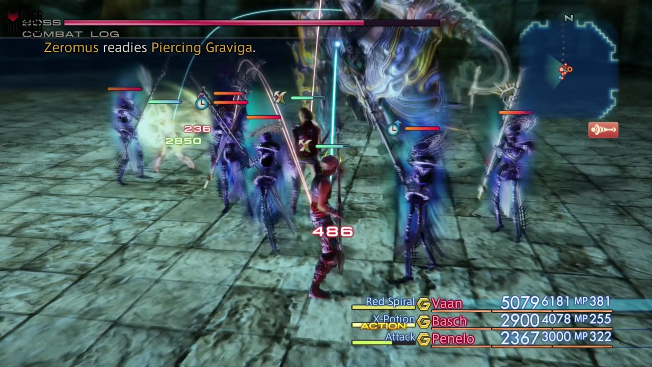 Final fantasy xii: the zodiac age – how to defeat all story bosses.
