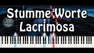 Lacrimosa - Stumme Worte Piano Cover