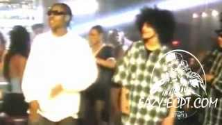 BONE THUGS-N-HARMONEY FEAT. EAZY-E -  FOE THA LOVE OF MONEY - (OFFICAL REMIX PROD. BY. YU-LEKZ)