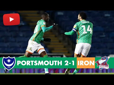 Portsmouth Scunthorpe Goals And Highlights