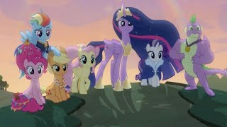 The Ending Of My Little Pony Friendship Is Magic