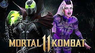 Mortal Kombat 11 - Kombat Pack Trailer THIS MONTH! / Видео