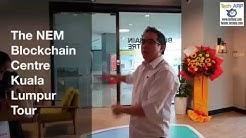 The NEM Blockchain Centre Kuala Lumpur Tour