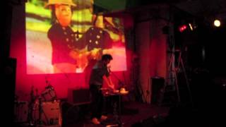 Splitting The Atom 8.(Brighton Greendoor store Aug 4 2012) [warning may contain experimental music]