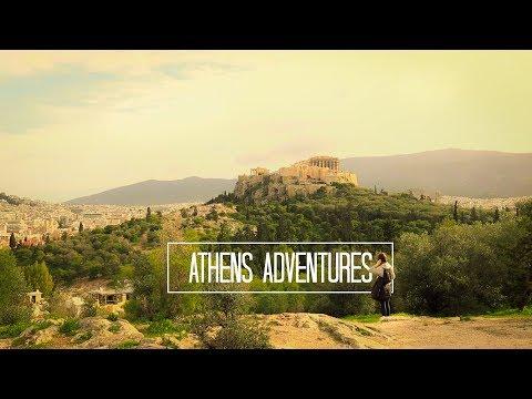 Athens Adventures IGTV
