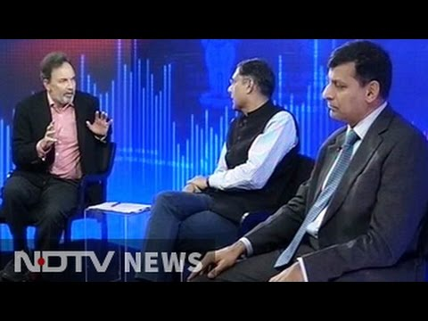 Economy unplugged with Raghuram Rajan and Arvind Subramanian