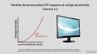 Vray LWF Gamma 2,2 (Linear Workflow) Parte01 Principios fundamentales