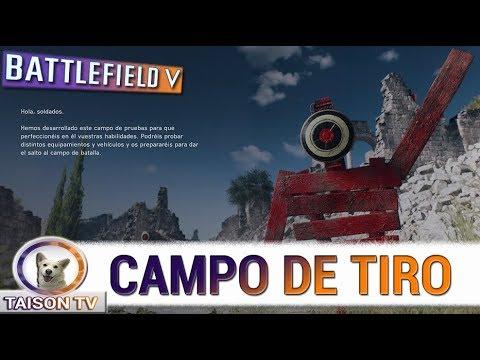 Battlefield V 11 Armas nuevas, Novedades destacadas y el Campo de Tiro