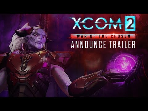XCOM 2: War of the Chosen Announce Trailer