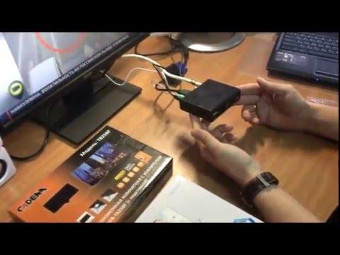 видео: Цифровой телевизор dvb-t2 из монитора