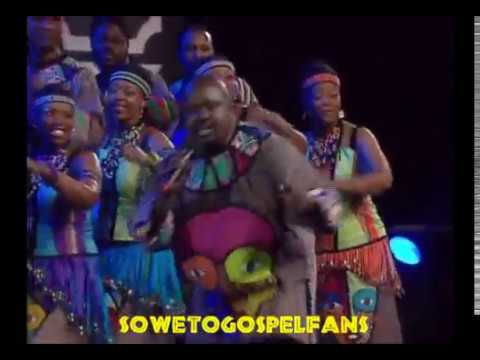 Soweto Gospel Choir - Live at the NMT - Seteng Sediba