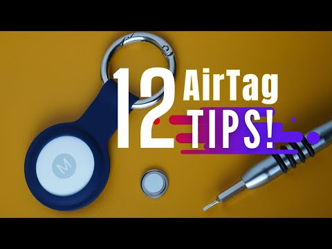 New to AirTag Tracker! Here are the Best Tips for Apple AirTag Users.