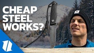 Worst Knife Steel Ever?