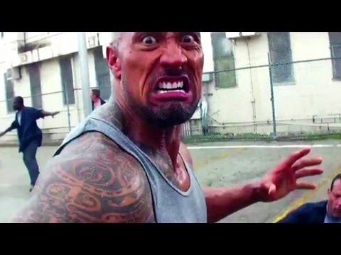 The Rock Tried To Pull Out A Man's Tongue!