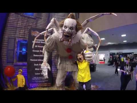 TransWorld 2018 Pennywise in 4K