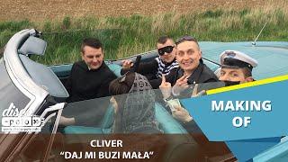 Cliver - Daj mi buzi mała - Making of (Disco-Polo.info)