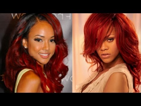 Karrueche Tran And Rihanna Physical Fight Chris Brown Get...